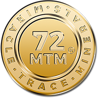 certifikát  - 72 Miracle Trace Minerals MTM